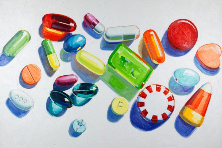 Современные антидепрессанты нового поколения без побочных действий